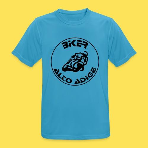 BikerAltoAdige circle logo Jacket - Maglietta da uomo traspirante