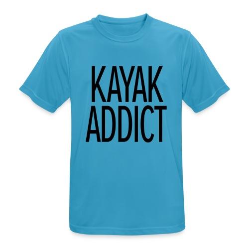 Kayak addict sweat-shirt Contraste - T-shirt respirant Homme