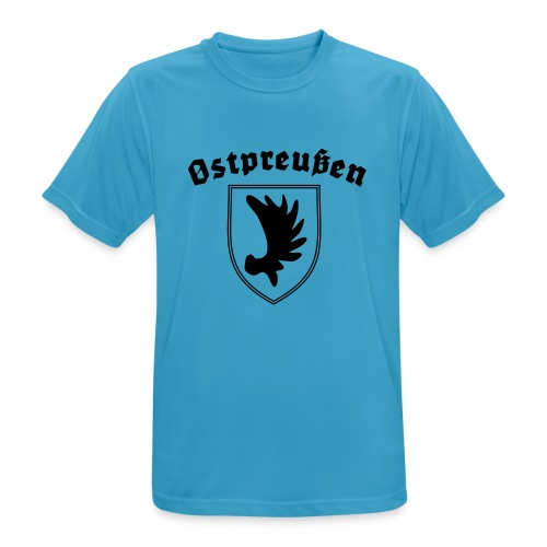 Ostpreußen - Männer T-Shirt atmungsaktiv