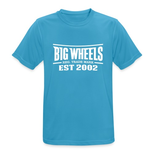BW est 2002 - miesten tekninen t-paita
