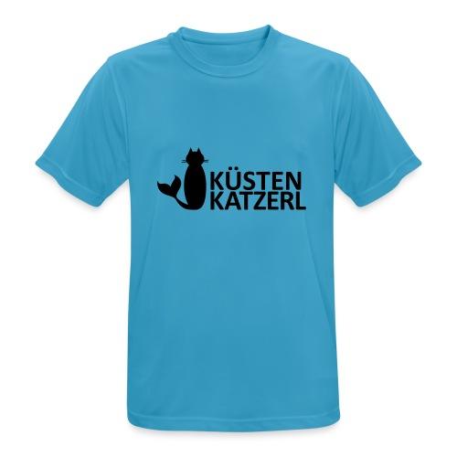 Küstenkatzerl - Männer T-Shirt atmungsaktiv