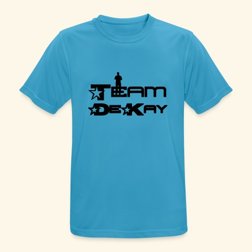 Team_Tim - Men's Breathable T-Shirt