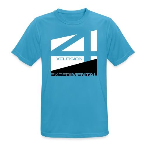 X4 emblem - Men's Breathable T-Shirt
