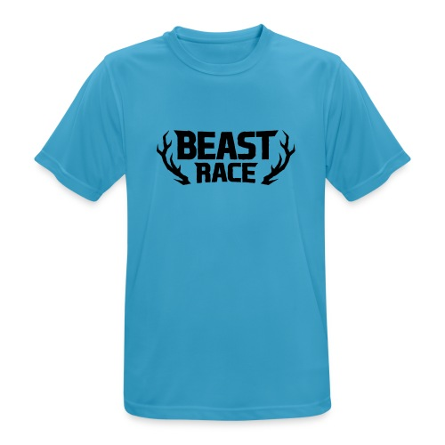 BEAST RACE - Men's Breathable T-Shirt