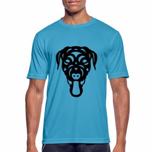 Labrador Dorianna - Männer T-Shirt atmungsaktiv