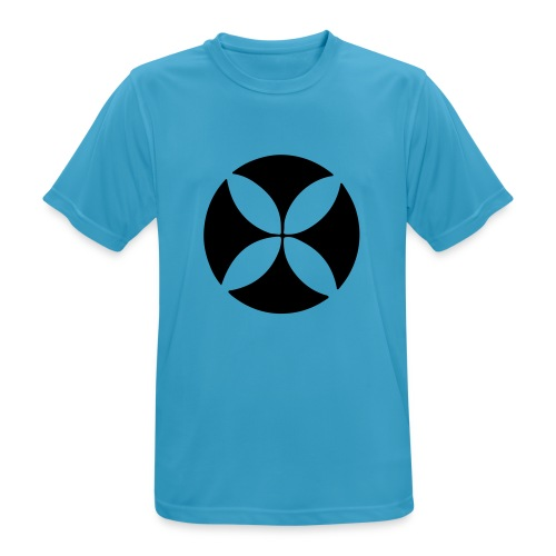 LiamMelly logo - Men's Breathable T-Shirt