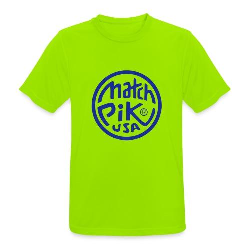 Scott Pilgrim s Match Pik - Men's Breathable T-Shirt