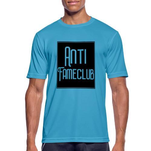 Anti FameClub - Männer T-Shirt atmungsaktiv
