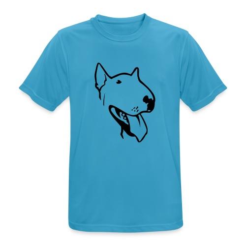 bull terrier2 - Men's Breathable T-Shirt