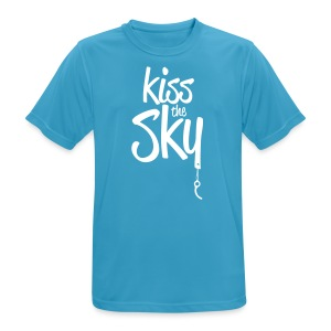 kiss the sky *2018* - Männer T-Shirt atmungsaktiv