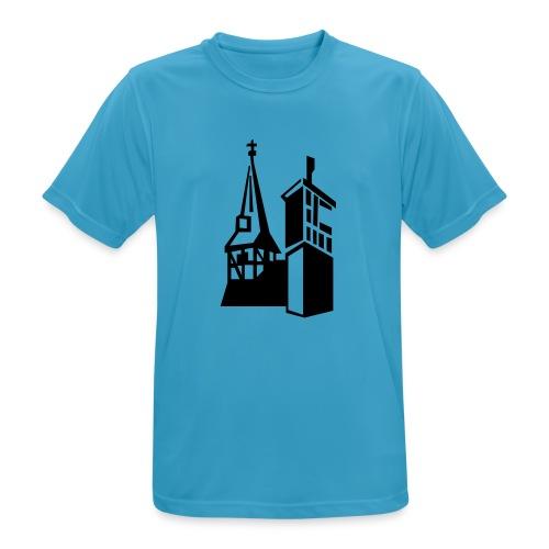 Kirchengemeinde Kirchdorf - Männer T-Shirt atmungsaktiv