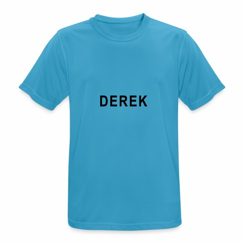Derek - Men's Breathable T-Shirt