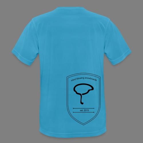 mindblowingsnowboards_Wap - Männer T-Shirt atmungsaktiv