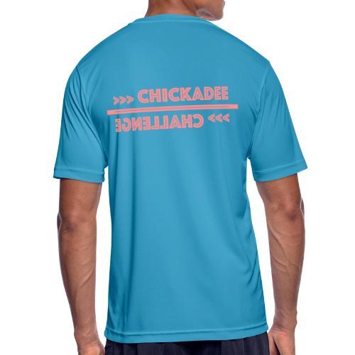 Teamname Chickadee Challenge - Männer T-Shirt atmungsaktiv