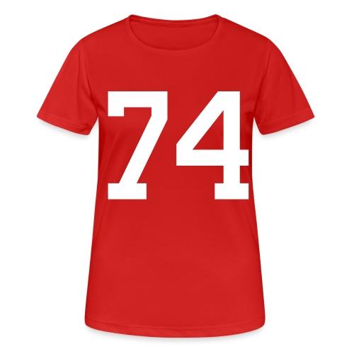 74 SPITZER Julian - Frauen T-Shirt atmungsaktiv
