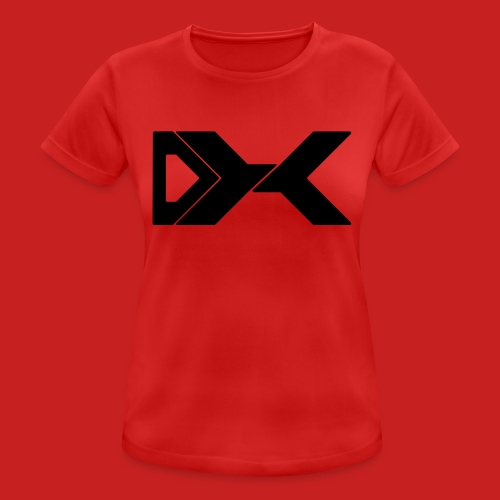 Duxier Logo - vrouwen T-shirt ademend