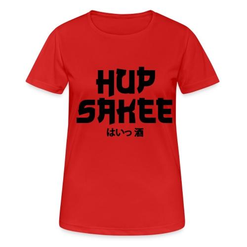 Hup Sakee - Vrouwen T-shirt ademend actief