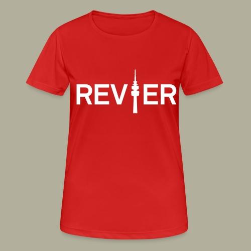 Dortmunder Revier - Frauen T-Shirt atmungsaktiv