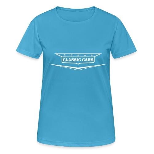 Classic Cars - Frauen T-Shirt atmungsaktiv