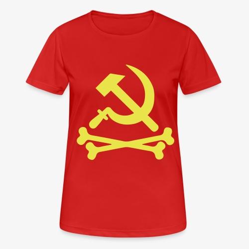 Hammer, Sejl & Knogler - Dame T-shirt svedtransporterende