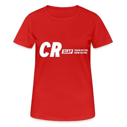 CRAWL-SLAP - Frauen T-Shirt atmungsaktiv