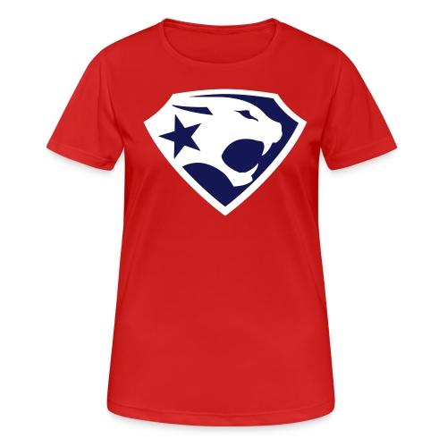 SUPER BLACK PANTHER - Frauen T-Shirt atmungsaktiv