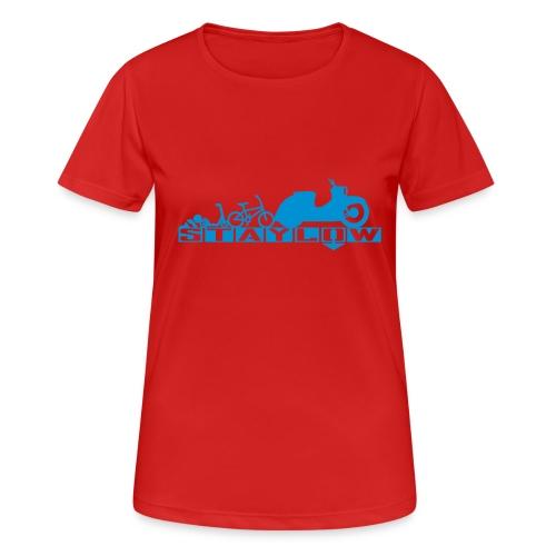 STAYLOW BMX - Frauen T-Shirt atmungsaktiv