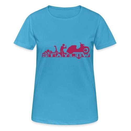 STAYLOW Bier - Frauen T-Shirt atmungsaktiv