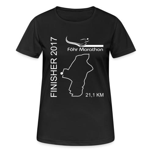ziel_hm_2017 - Frauen T-Shirt atmungsaktiv