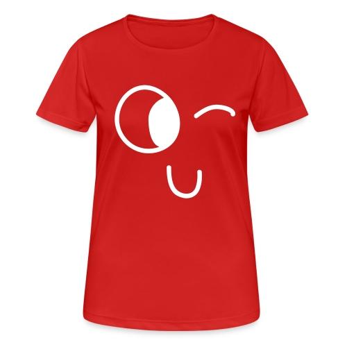 Jasmine's Wink - Vrouwen T-shirt ademend actief