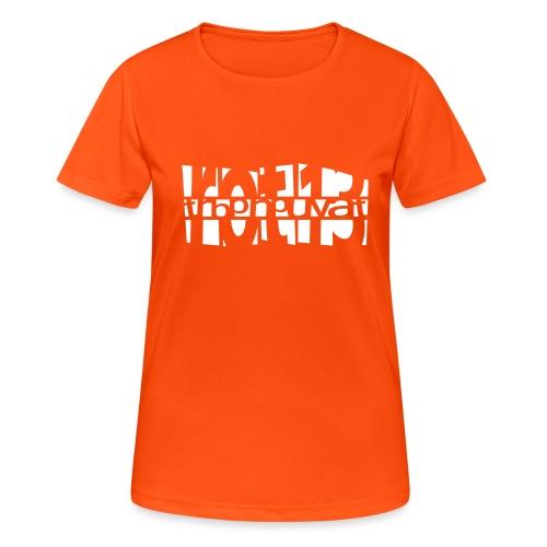 rot13 - 2colors - Frauen T-Shirt atmungsaktiv