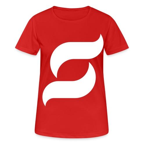 Samy Inc - Frauen T-Shirt atmungsaktiv