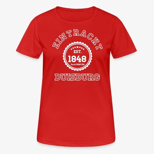 EDU College 2 Outline - Frauen T-Shirt atmungsaktiv