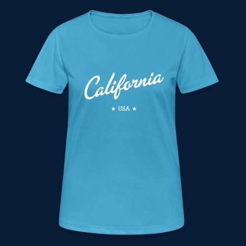 California - Frauen T-Shirt atmungsaktiv