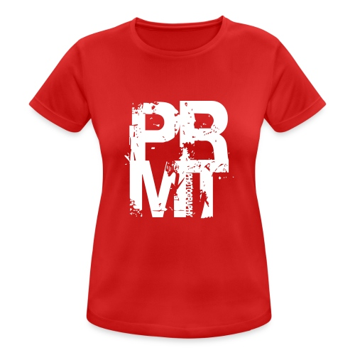 Pyromatic Shirt - Frauen T-Shirt atmungsaktiv