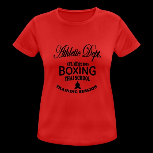 (high_school_couleur_uni) - T-shirt respirant Femme