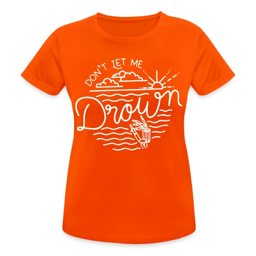 DNTL - Camiseta mujer transpirable