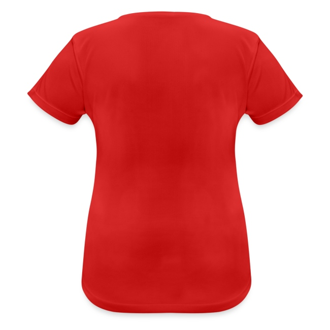 Vorschau: machs besser - Frauen T-Shirt atmungsaktiv
