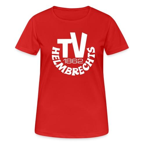 TVH-weiss - Frauen T-Shirt atmungsaktiv