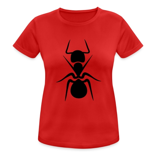 ANT - Women's Breathable T-Shirt