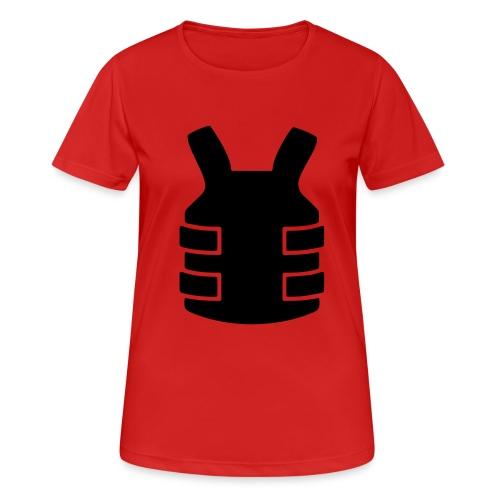 Bullet Proof Design - Women's Breathable T-Shirt