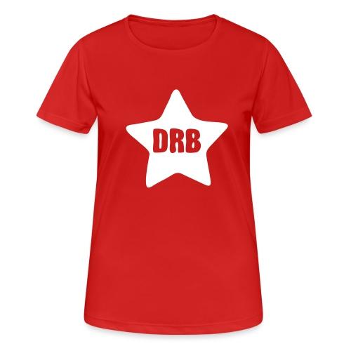 Dark Ride Star - naisten tekninen t-paita