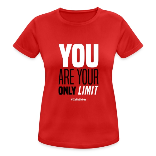 Only Limit CalisShirts - Women's Breathable T-Shirt