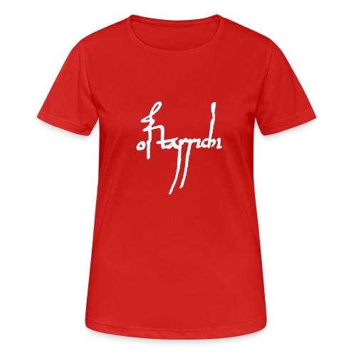 ostarrichi - Frauen T-Shirt atmungsaktiv