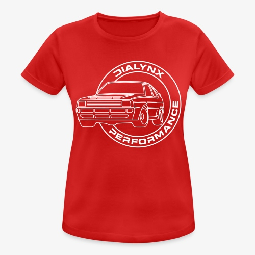 Dialynx Old Originals - Women's Breathable T-Shirt