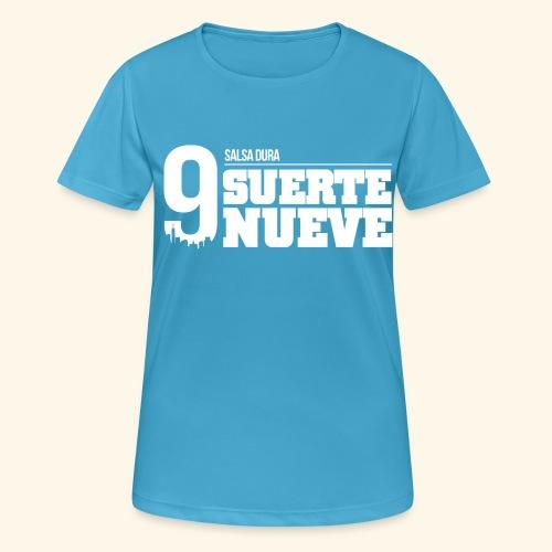 Logo Suerte - T-shirt respirant Femme