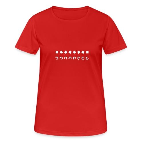 Rotate - Maglietta da donna traspirante