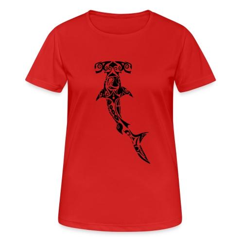 Hammerhai - Frauen T-Shirt atmungsaktiv