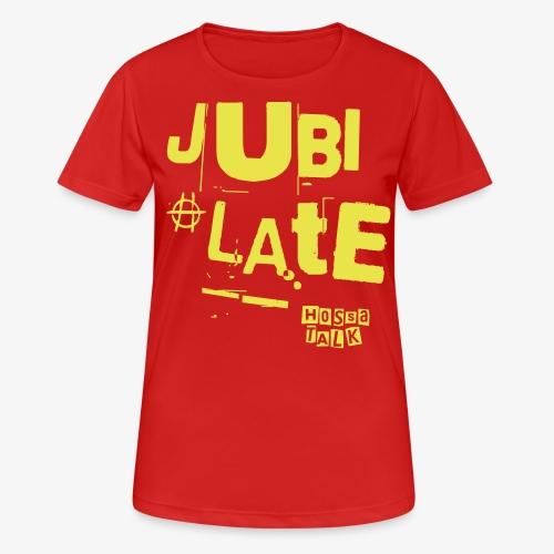 Jubilate-Hoodie - Frauen T-Shirt atmungsaktiv