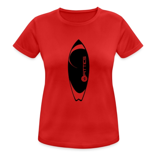 surf board fittics - Women's Breathable T-Shirt